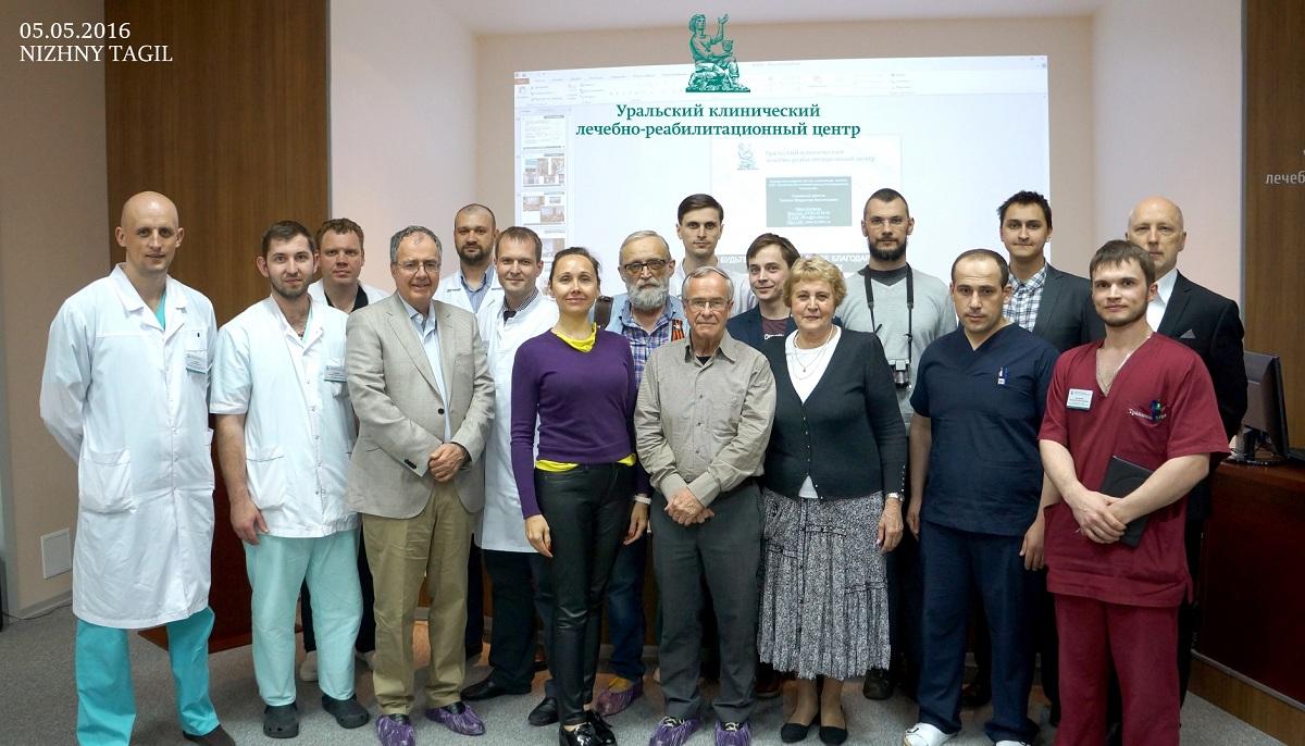врачи по эндопротезированию суставов