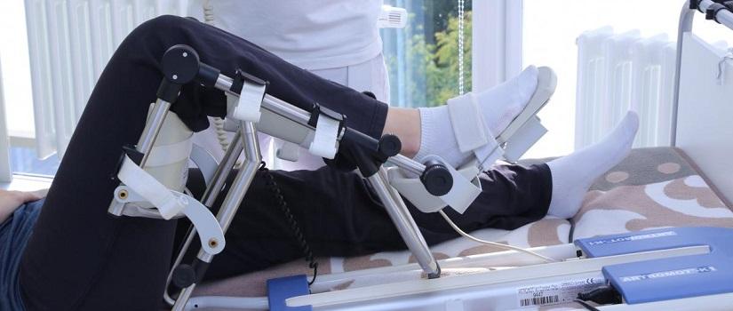 эндопротезирование коленного сустава в России