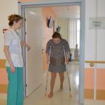 Операция по замене тазобедренного сустава — Светлана Коневина, Ленинградская область