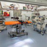 Оснащение операционного блока: столы Trumpf